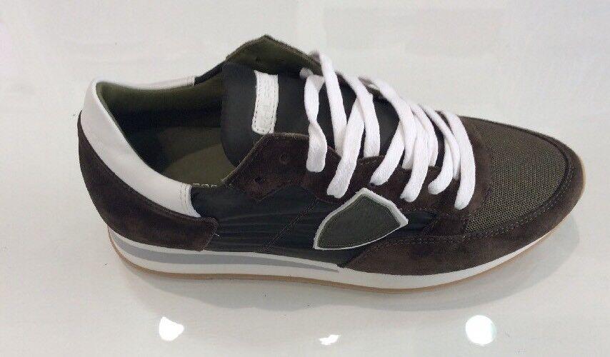Scarpe Uomo calzature  PHILIPPE MODEL Tropez L U BASIC Militare  39 41 43 45