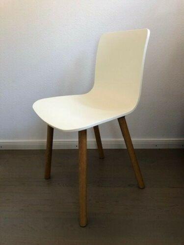 1 original Vitra HAL Sidechair Wood, Jasper Morrison, wenig benutzt