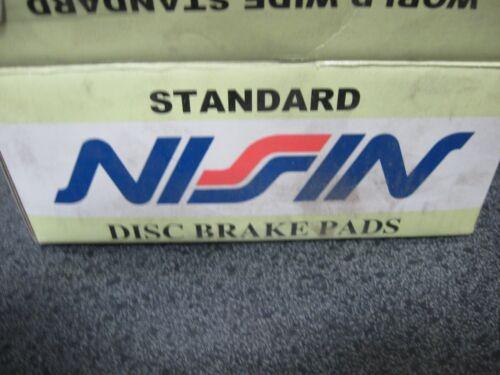 REAR NEW NISSIN OEM PAD SET P//N 43022-SR2-030 FITS DEL SOL 1993-1994