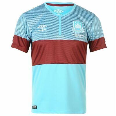 Umbro West Ham United Junior Kids Away Shirt 2015-2016 Farewell Boleyn