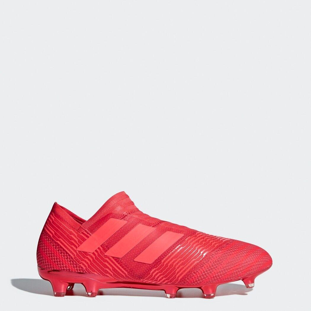 Adidas Nemeziz 17+360 Agility Agility Agility Fg Sautope Calcio senza Lacci Rosso [CM7731] 24b