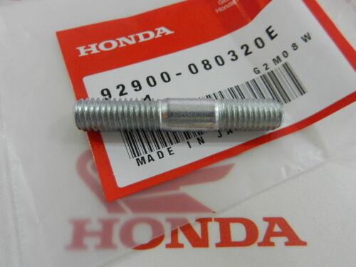 Honda CB CX GL PC 500 750 800 Stehbolzen Tauchrohre Gabel bolt stud cylinder