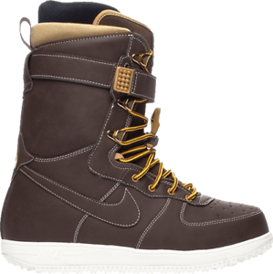 Nike Zoom Force 1 Men &  Womens Snowboard Boots 334841-201 size 6.5  free delivery