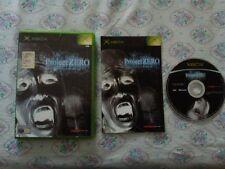 XBOX : PROJECT ZERO - Completo, ITA ! Compatibile Xbox 360 ! FATAL FRAME