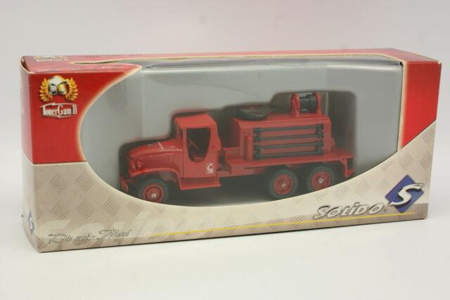 Solido Pompieri 1/50 - GMC RTC
