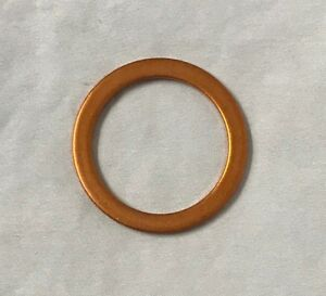 New OEM Land Rover Washer Seal Ring FTC4112