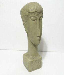 Amedeo-Modigliani-Female-Head-Resin-Sculpture-8-034