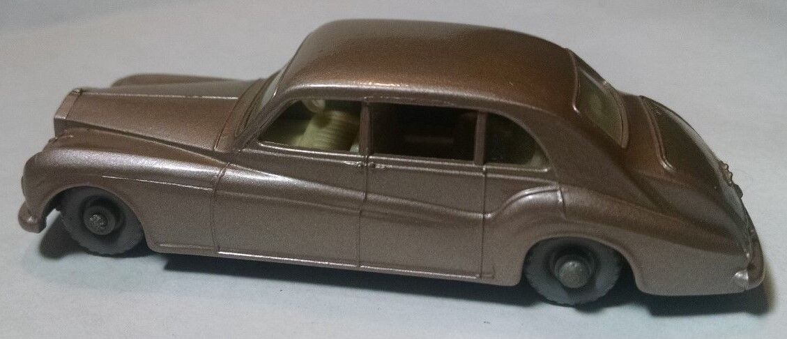 Matchbox Regular Wheel 44B Rolls Royce Phantom GPW 1964