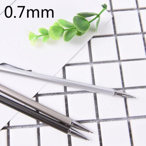0,7mm metall druckbleistift für schule schreiben liefert MA 0,5