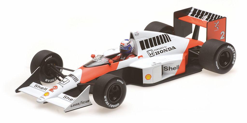 Minichamps McLaren mp4 5 - Alain Prost-World Champion 1989 1 1 1 18 781167