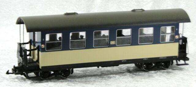 LGB 3070 Personenwagen Wangerooge, farblich umgestaltet