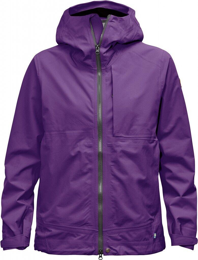 Fjallraven Para Mujer Abisko eco-Shell Jacket sin uso  vendedor de muestra  Hay más marcas de productos de alta calidad.