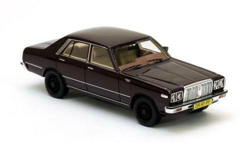 Neo 44497-datsun 200l c230 metallic brown - 1977 1 43