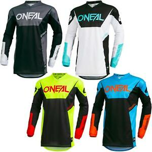 O-039-Neal-Element-Racewear-MOTOCROSS-JERSEY-MX-ENDURO-CROSS-MAGLIA-MOUNTAIN-BIKE