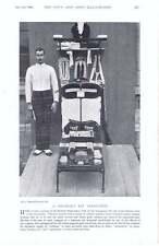 1896 Soldier's Kit Ispezione Highland DANCING Ghillie Callum MULINELLO di tulloch