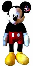 "Walt Disney 45""-48"" Jumbo Mickey Mouse Plush Stuffed Animal Toy-New with Tags!"