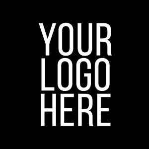 5000 ROUND Personalizzati Adesivi Nome dell/'azienda grazie sigilli logo etichetta 45mm