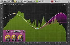 Details about Voxengo PrimeEQ (parametric equalizer plugin)