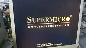 Supermicro X6DH8-G2 / X6DHE-G2 / X6DH8-G2 / X6DHE-G2 Windows Vista 32-BIT