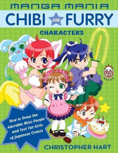 Manga Mania Chibi and Furry Characters: How to Dra