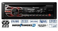 Pioneer Car Radio Stereo CD Player AUX Supertuneriii RDS Mp3 Deh-150Mp