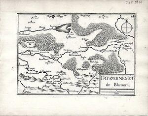 Antique-maps-Gouvernement-de-Blamont