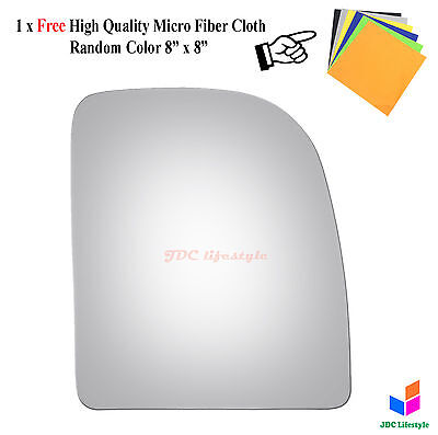 NEW fit E-150 E-250 E-250SD E-350 E-350SD E-450 E-450SD Right Mirror Glass #2730