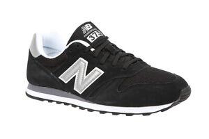 Details zu New Balance 373 Herren Sneaker Schwarz