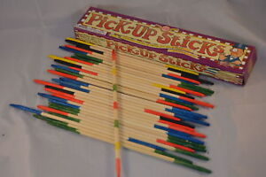 034-PICK-UP-STICKS-034-CLASSIC-GAME-OF-SKILL