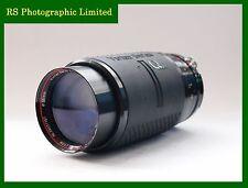 Vivitar Series 1 70-210mm F2.8-4 3D Q-Dos Lens ( Rare ) Nikon AI-S. St No U7450