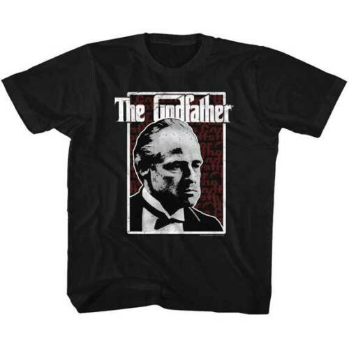 Pre-Sell The Godfather Movie Licensed Toddler T-Shirt