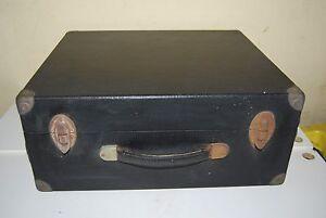 tourne disque ancien a aiguille en valise la voix de son maitre ebay. Black Bedroom Furniture Sets. Home Design Ideas