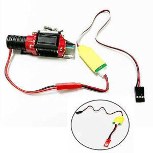 Cabrestante-Control-Remoto-Cable-para-1-10-TRX4-SCX10-D90-D110-TF2-KM2-rc-crawler