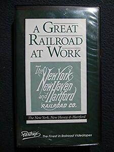 The Hartford At Work >> Details About A Great Railroad At Work The New York New Haven And Hartford Railroad Co V