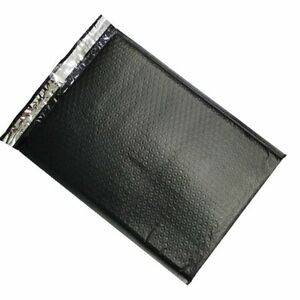100-5-Black-Poly-Bubble-Mailers-Envelopes-Bags-10-5x16-Colors-Stand-Out
