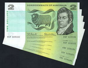 Australia-R-81-1966-2-Dollars-Coombs-Wilson-Consecutive-Run-of-5-aUNC