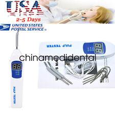 Brand New Usa Sale Pulp Tester Testing Teeth Nerve Dental Equipment Denstist Ce