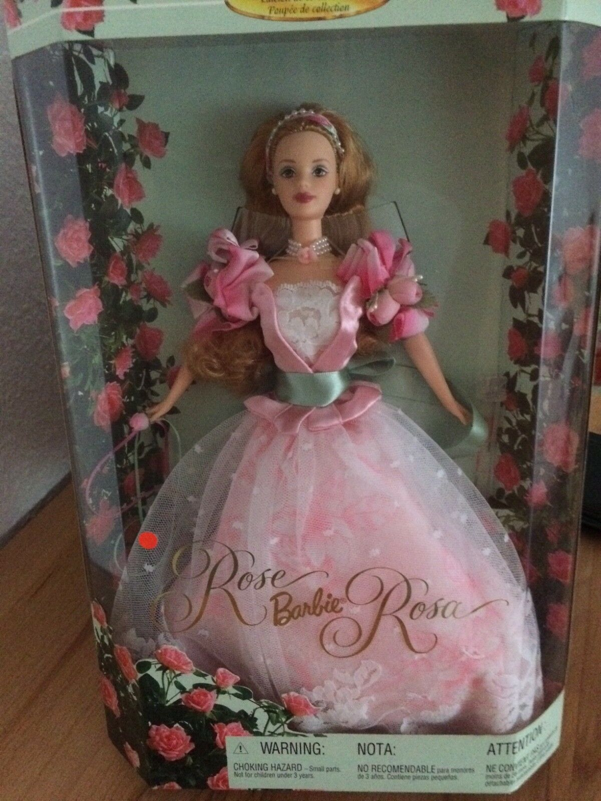 Barbie Rosa Collector Edition Mattel 22337
