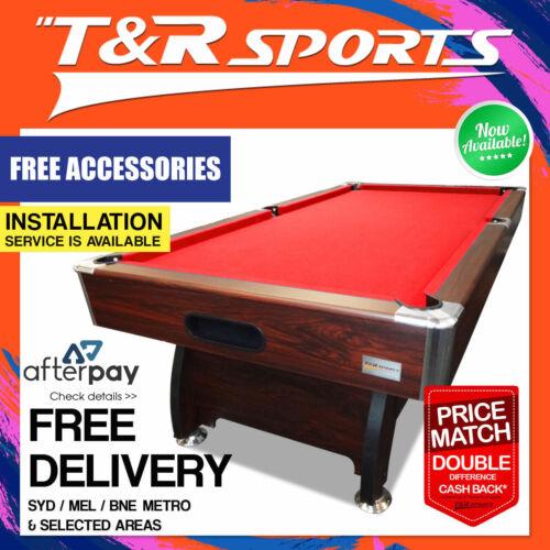 8ft modern design pool table snooker billiard