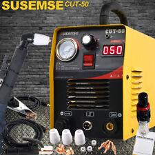 50amp Plasma Cutter Cut50 Welding Cutting Machine Digital Inverter 110220v Usa