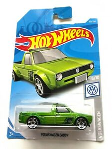 Hot-Wheels-2019-VOLKSWAGEN-CADDY-177-250-series-6-10-Mattel-Diecast-FYD59