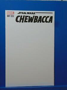 Star-Wars-Chewbacca-1-Blank-Cover-Variant-Marvel-Comics-CB13623