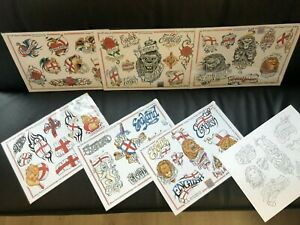 Jenny-Clarke-Tattoo-Design-Flash-set-127