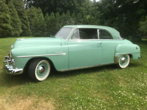 1951 Plymouth Belvedere 2dr ht.