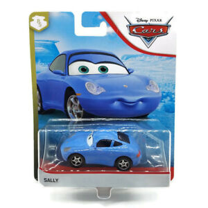 Disney-Pixar-Cars-Sally-Die-Cast-Toy-Rare-New-Unopened-Free-Shipping