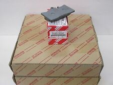 LEXUS OEM FACTORY FRONT BRAKE PADS AND ROTOR SET 2001-2006 LS430