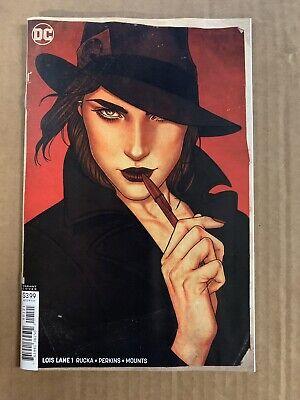 Details about  /2019 SDCC DC Comic .. Lois Lane #1 Retailer Exclusive Variant