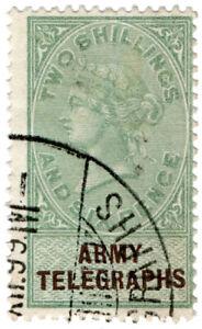 I-B-QV-Telegraphs-Army-Telegraphs-2-6d-Modder-Military-Boer-War