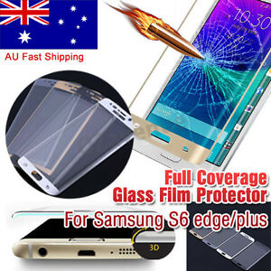 FULL-COVER-COVERAGE-SAMSUNG-GALAXY-S6-EDGE-Plus-Tempered-Glass-Screen-Protector
