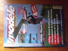 $$a4 Revue modele magazine N°574 Plan encarte Light Trainer  Pilatus Porter